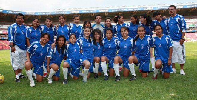 ESTUDIANTES FC, EL EQUIPO FEMENIL QUERETANO