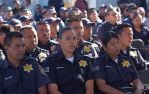 POLICÍAS TENDRÁN TÍTULO Y CÉDULA PROFESIONAL