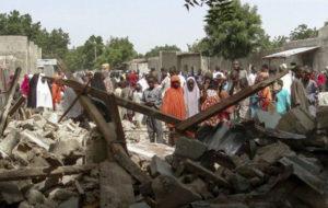 ATAQUE SUICIDA DE BOKO HARAM DEJA AL MENOS 13 MUERTOS EN NIGERIA