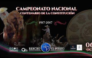 PRESENTAN CAMPEONATO NACIONAL CHARRO A REALIZARSE EN QUERÉTARO.