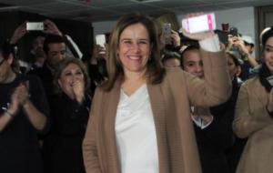 ZAVALA VA POR UN MILLÓN DE FIRMAS PARA LOGRAR CANDIDATURA PRESIDENCIAL INDEPENDIENTE