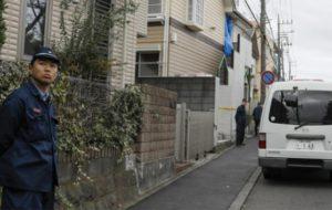AUTORIDADES DESCUBRIERON 9 CUERPOS DESCUARTIZADOS EN UN DEPARTAMENTO DE TOKIO