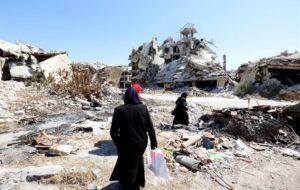 ESTADO ISLÁMICO LANZA CONTRAATAQUE A FUERZAS GUBERNAMENTALES EN SIRIA