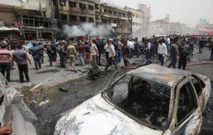 AL MENOS 21 MUERTOS EN IRAK POR ATENTADO