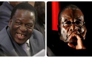 EX VICEPRESIDENTE DE ZIMBABUE ES DESIGNADO PARA SUCEDER A MUGABE