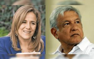 PROBLEMA DE AMLO ES QUE ANULA LA LIBERTAD DE PENSAR: ZAVALA