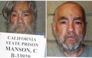 ASESINO CHARLES MANSON SE ENCUENTRA HOSPITALIZADO EN CALIFORNIA
