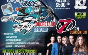 """UNAQ y RADAR te invitan PARTICIPA Reto de Altura """"UNAQ Night Race Querétaro"""""""