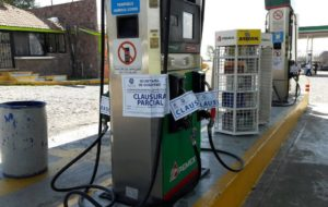 4 GASOLINERÍAS ESTÁN SIENDO INVESTIGADAS EN EL ESTADO POR PRESUNTAMENTE COMPRAR GASOLINA ROBADA.