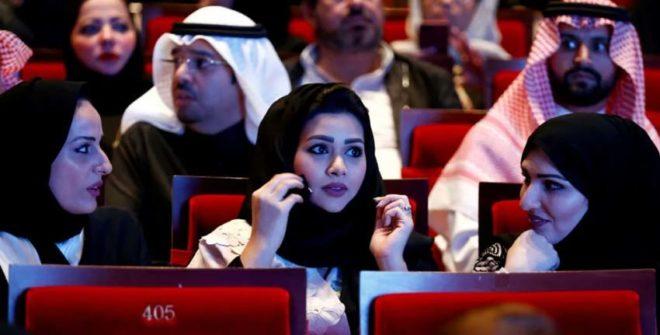 DESPUÉS DE TRES DÉCADAS ARABIA SAUDITA PERMITIRÁ CINES EN 2018.