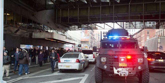 SOSPECHOSO DE EXPLOSIÓN EN NUEVA YORK ES EL ÚNICO HERIDO: AUTORIDADES.