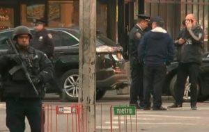 Reportan explosión en Manhattan, una persona fue detenida