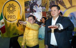 DIPUTADOS DEL PRD SE REUNIRÁN EN PRIVADO CON SUS NUEVOS DIRIGENTES