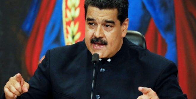 NICOLÁS MADURO DICE QUE ALIADOS GANARON MÁS DE 300 ALCALDÍAS EN ELECCIONES.