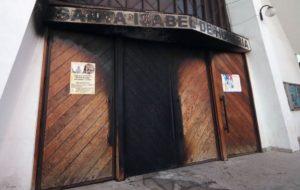 ATACAN CUATRO IGLESIAS CATÓLICAS EN CHILE ANTES DE VISITA DEL PAPA.
