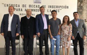 EL MUNICIPIO DE CORREGIDORA OTORGARÁ BECAS DE INSCRIPCIÓN A TODOS LOS ESTUDIANTES DE LA UAQ QUE SEAN RESIDENTES DE ESTE MUNICIPIO.