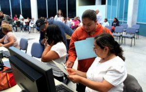USEBEQ CONCLUYE PREINSCRIPCIONES DE FEBRERO CON EL 97% DE LOS REGISTROS.