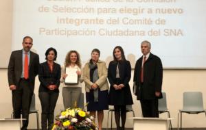 IRENE LEVY, NUEVA INTEGRANTE DEL COMITÉ DE PARTICIPACIÓN CIUDADANA.