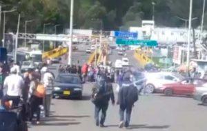 COLOMBIA Y ECUADOR REFUERZAN SEGURIDAD EN FRONTERA CON 10 MIL POLICÍAS.