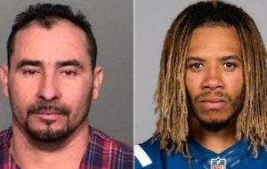 INDOCUMENTADO ES ACUSADO POR LA MUERTE DE JUGADOR DE LA NFL.